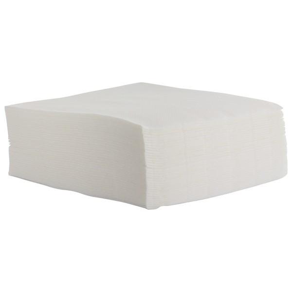 20 serviettes 33 x 33 cm - Blanc