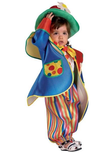 Déguisement bébé clown - 12 mois