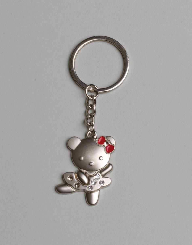 Porte-clés fille x 2