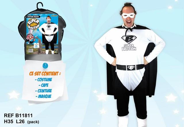 873fcac17d690 Costume « Super Breton »