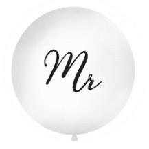 """ballon géant """"mr"""""""