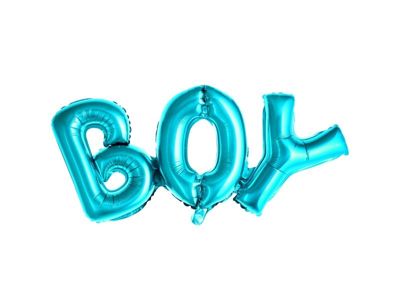 ballon hélium boy