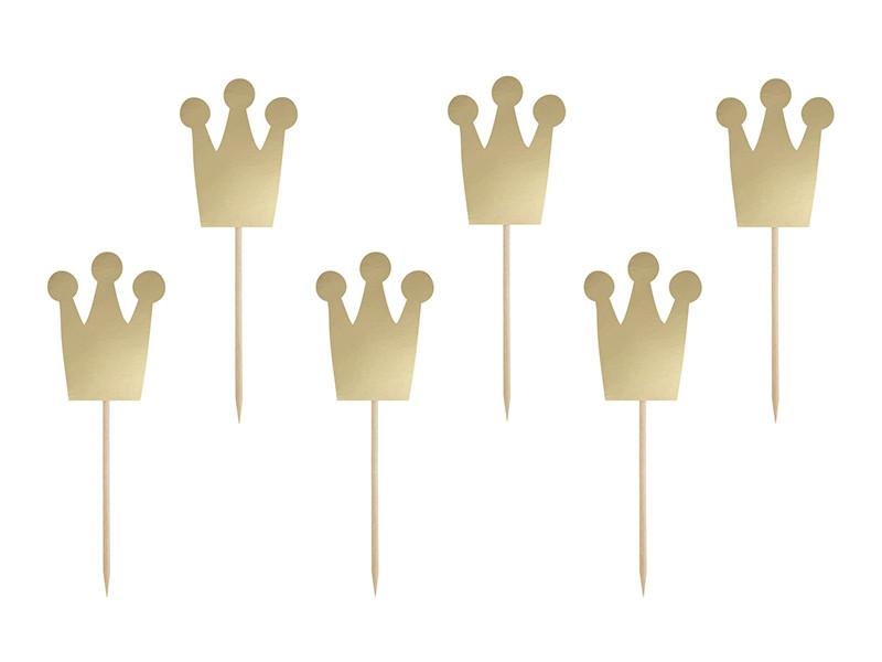 6 pics couronnes de princesse