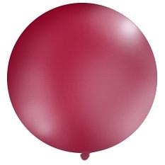 Ballon pourpre 1 m