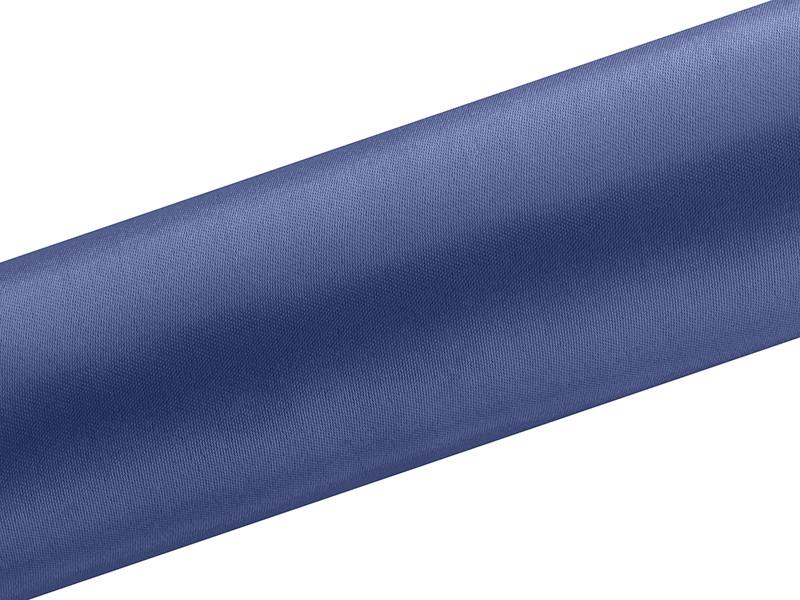 Ruban satin bleu marine – 160mm x 9m