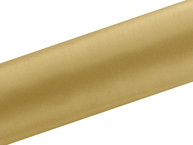 Ruban satin or – 160mm x 9m