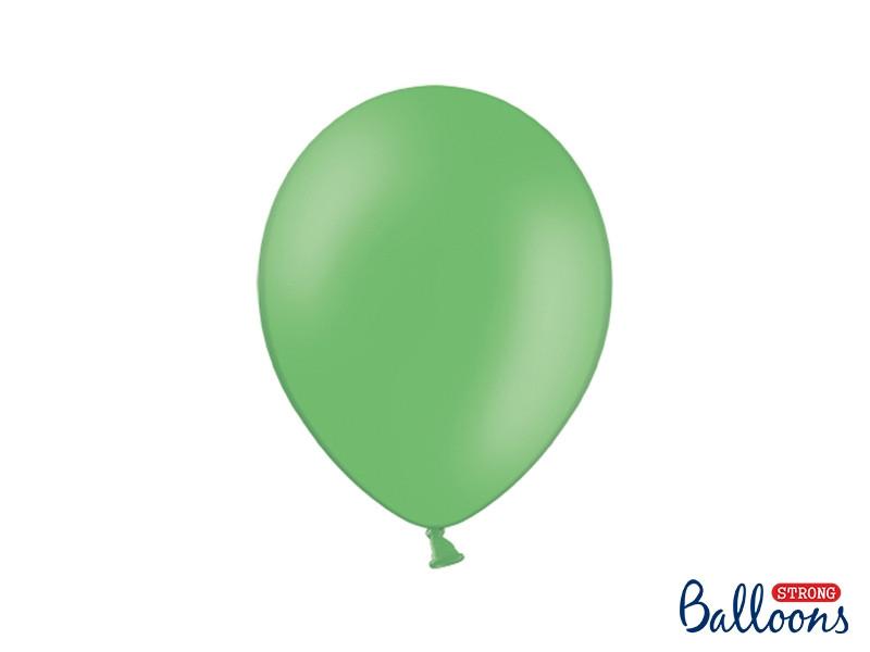 10 ballons 27 cm - vert pastel