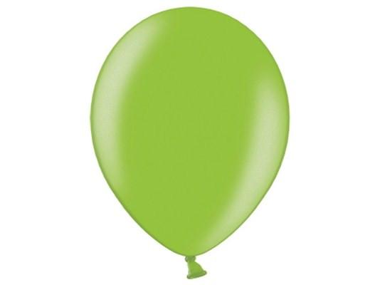 50 ballons 27 cm – citron vert pastel