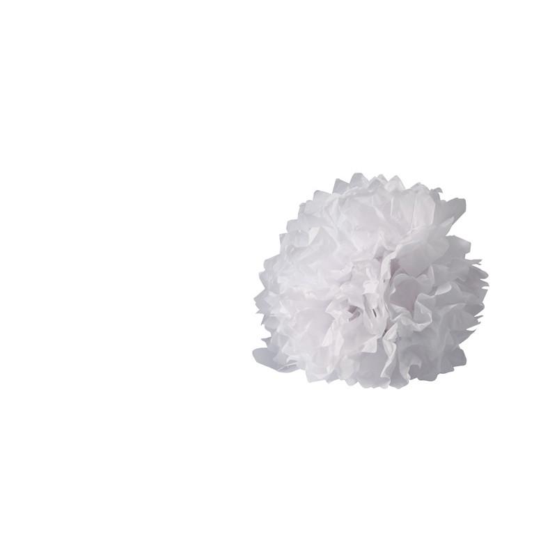 3 pompons blanc discount. Black Bedroom Furniture Sets. Home Design Ideas
