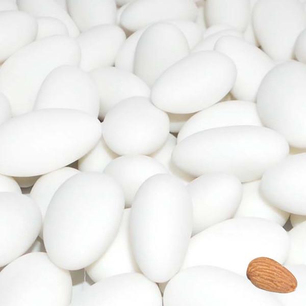 1kg Dragées avola pas cher - Blanc