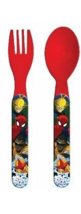 Couverts - Spiderman pas chers