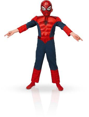 Déguisement garçon Spiderman Ultimate Metallic