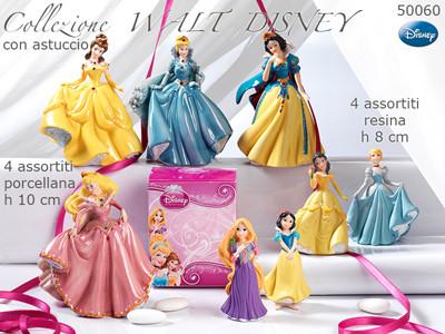 Figurine en résine Princesses Disney - 8 cm