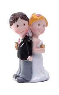 figurine maries pas cher sujet mariage original. Black Bedroom Furniture Sets. Home Design Ideas