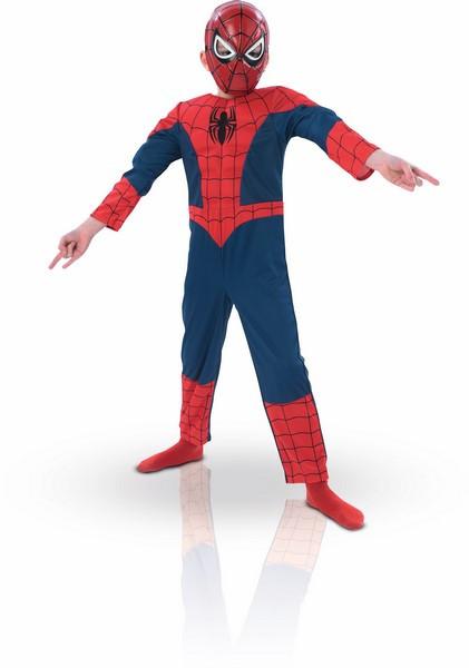 Panoplie garçon Spiderman Ultimate luxe - Boîte vitrine