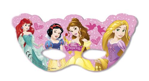6 masques – Princesses Disney