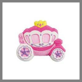 Moule à gâteau en forme de carrosse de princesse