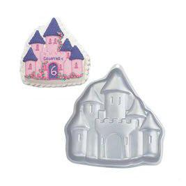 Moule à gâteau château de princesse