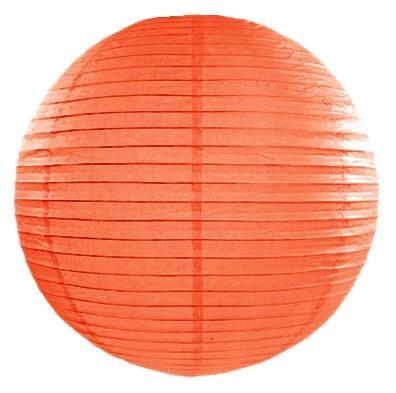 lampion mariage orange