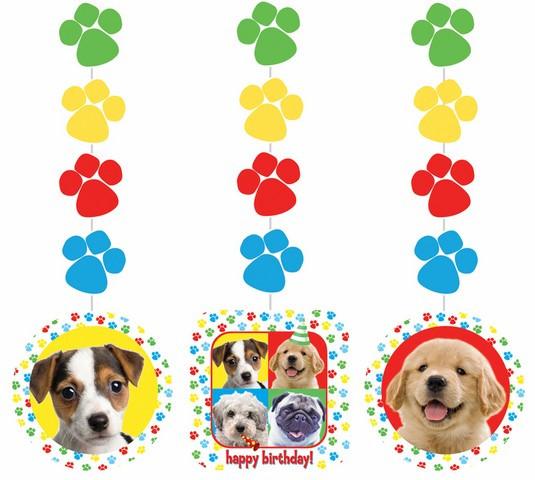 deco anniversaire theme chien