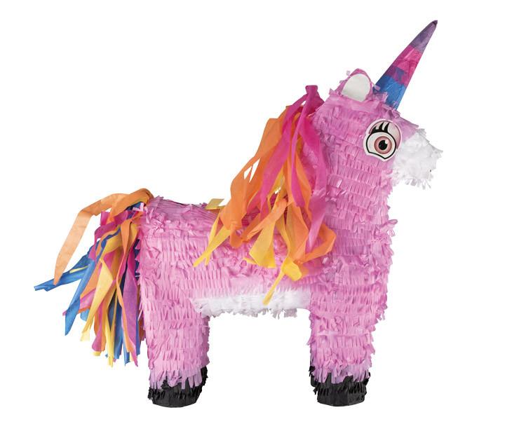 Piñata licorne rose pas chère