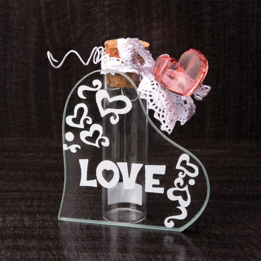 porte tube coeur love blanc eprouvette drages garon prouvette pas chre contenant drages contenants drages mariage contenant en verre pas - Sujet Dragee Mariage Pas Cher