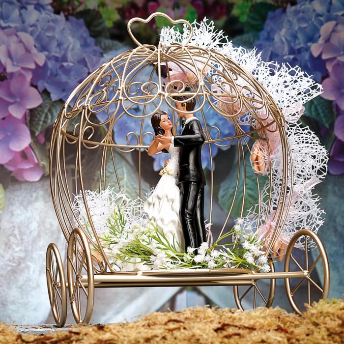 Bapt/ême Pr/ésentoir Carrosse Bois Support /à Drag/ées D/écoration Accessoire Mariage