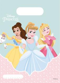 6 sacs de fête princesses disney oser rêver