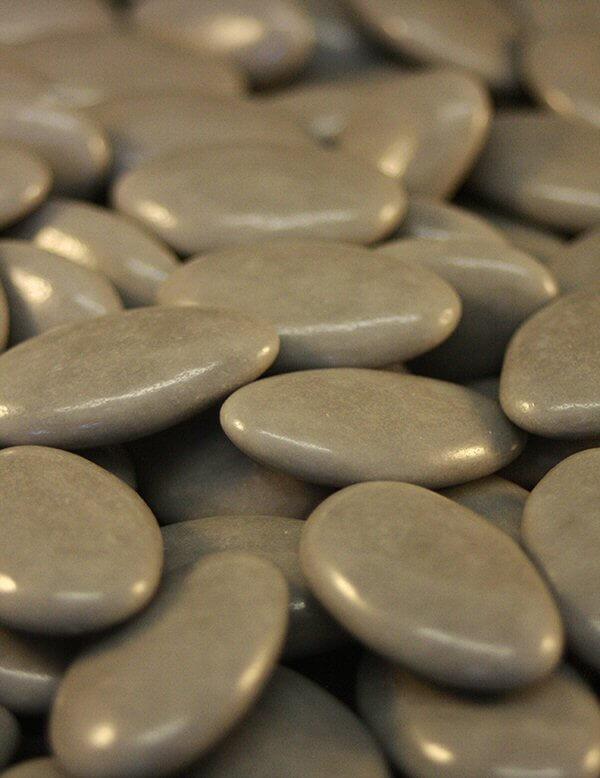 Dragées chocolat gris 500 gr