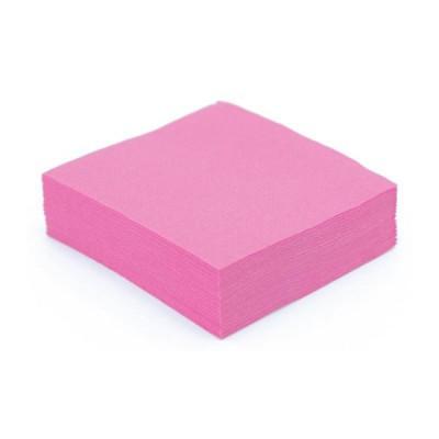 serviettes jetables rose en papier pour mariage. Black Bedroom Furniture Sets. Home Design Ideas