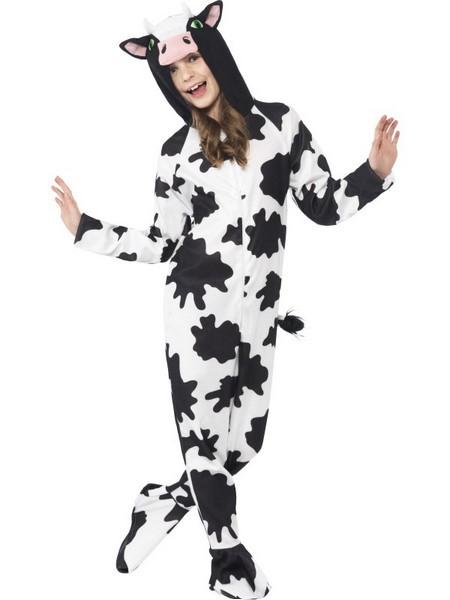 Déguisement enfant vache
