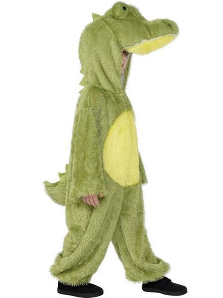 Déguisement enfant crocodile - taille 4/6 ans