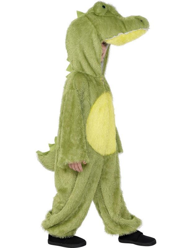 Déguisement enfant crocodile - Taille 5/8 ans