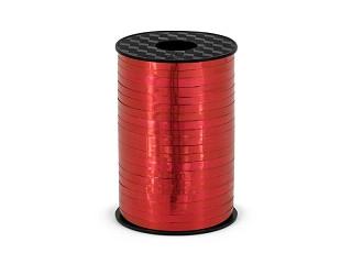Bolduc métal rouge - 5mm x 225m