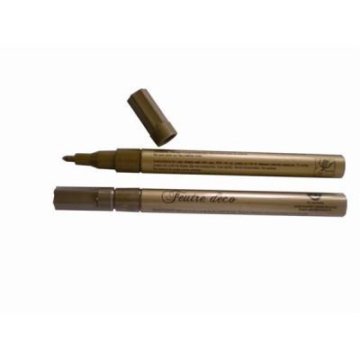 stylo gel or