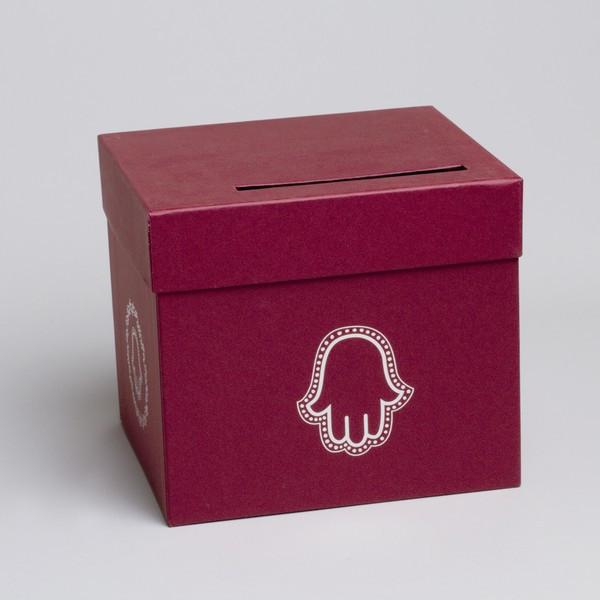 urne mariage oriental couleur bordeaux prix discount. Black Bedroom Furniture Sets. Home Design Ideas