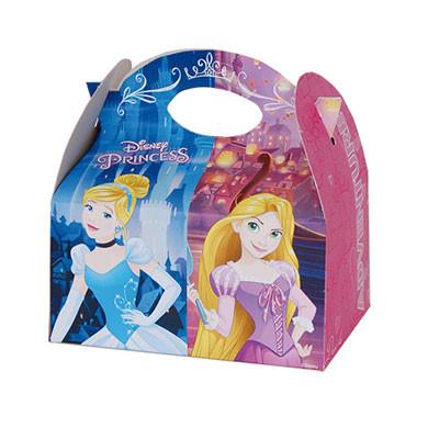 4 boîtes cartonnées - Princesse Disney