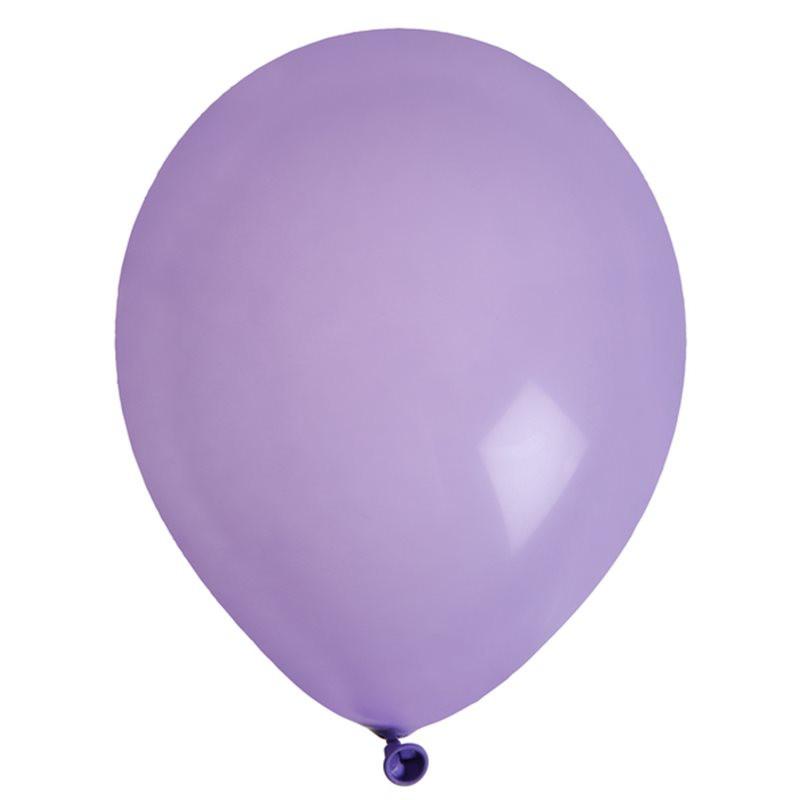 100 Ballon de baudruche Violet