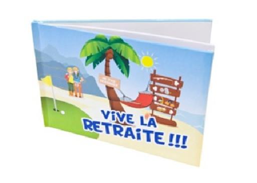 Livre d'or Vive La Retraite