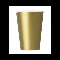 gobelets carton or x8