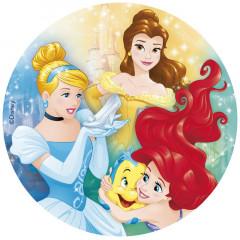 Disque en azyme Princesses Disney