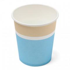 20 gobelets bleus