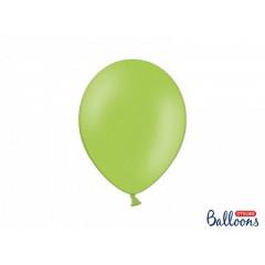 100 ballons vert pastel