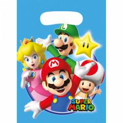 8 sacs de fête - Super Mario