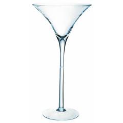 Vase Martini Blanc – 50 cm