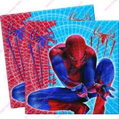 20 serviettes The Amazing Spiderman