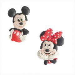 Figurine en sucre – Mickey ou Minnie