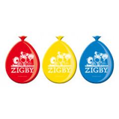 Ballons anniversaire - Zigby
