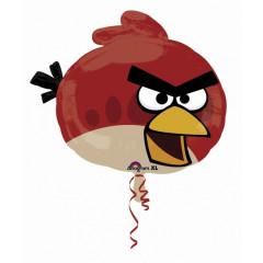 ballon helium angry birds rouge