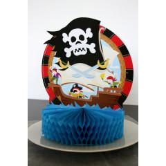 Centre de table pirate